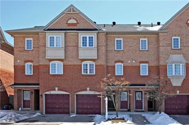 6950 W Tenth Line #73, Mississauga, ON L5N 6Y1 (#W4140852) :: Beg Brothers Real Estate