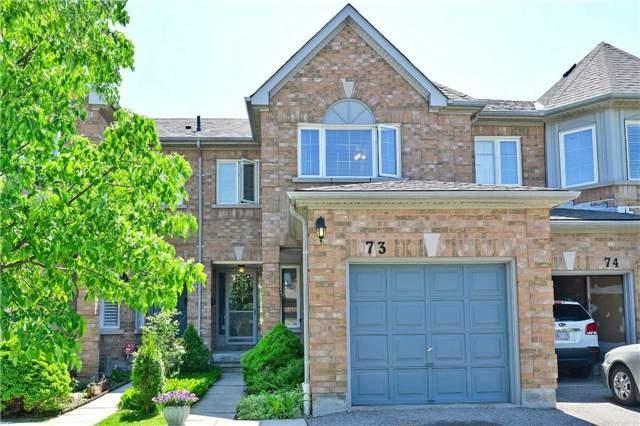 5230 Glen Erin Dr #73, Mississauga, ON L5M 5Z7 (#W4141184) :: Beg Brothers Real Estate