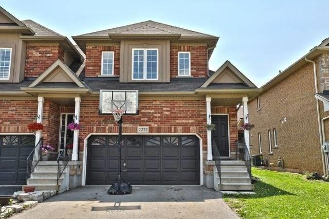 2272 Whistling Springs Cres, Oakville, ON L6M 5G5 (#W4141507) :: Beg Brothers Real Estate