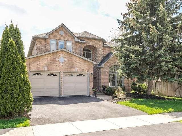 2156 Langtry Dr, Oakville, ON L6M 3J7 (#W4141544) :: Beg Brothers Real Estate