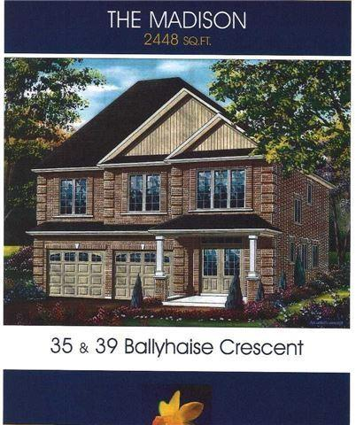 35 Ballyhaise Cres, Brampton, ON L6X 0Y2 (#W4193091) :: RE/MAX Prime Properties