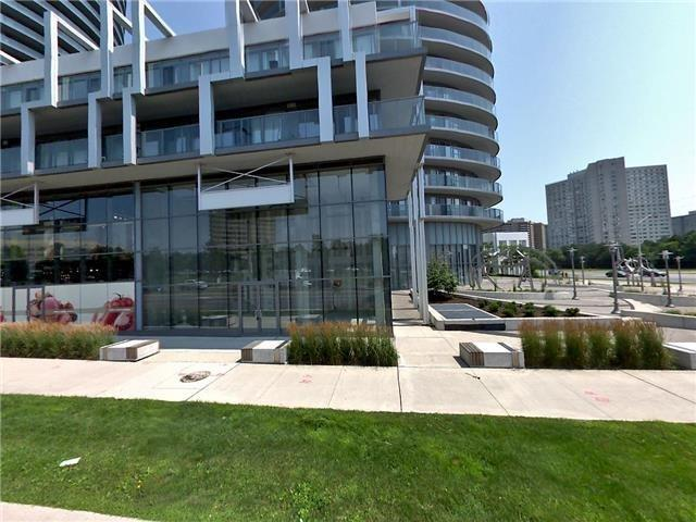60 Absolute Ave #802, Mississauga, ON L4Z 0A9 (#W4193237) :: RE/MAX Prime Properties