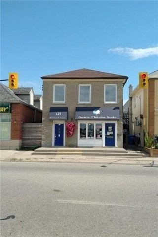 125 S Queen St, Mississauga, ON L5M 1K9 (#W4371517) :: Jacky Man   Remax Ultimate Realty Inc.