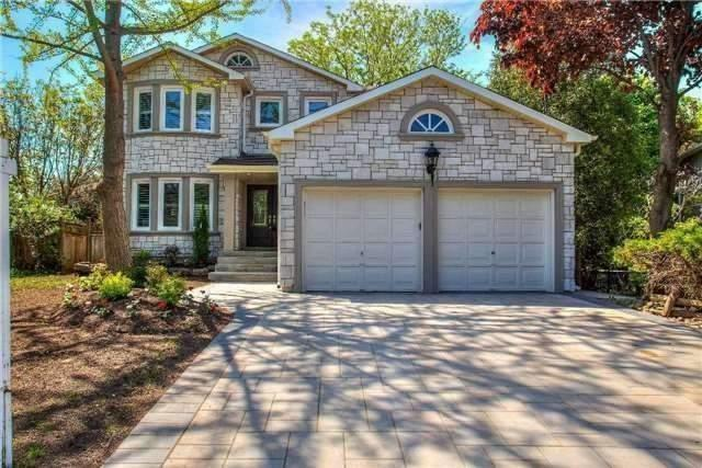 1458 Queensbury Cres, Oakville, ON L6H 4G9 (#W4374047) :: Jacky Man | Remax Ultimate Realty Inc.