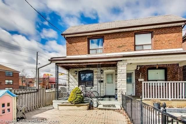 244 Gilbert Ave, Toronto, ON M6E 4W7 (#W4419149) :: Jacky Man | Remax Ultimate Realty Inc.