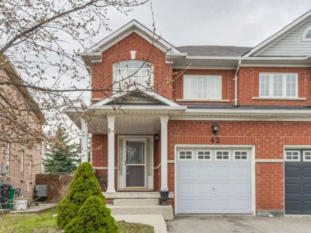42 Mossgrove Cres, Brampton, ON L7A 3E6 (#W4422321) :: Jacky Man | Remax Ultimate Realty Inc.