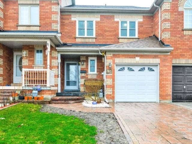 93 Brickyard Way, Brampton, ON L6V 4L7 (#W4424186) :: Jacky Man | Remax Ultimate Realty Inc.