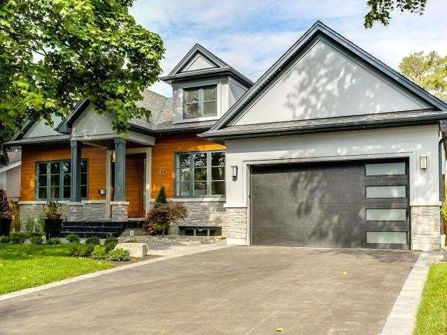 16 Ashwood Cres, Toronto, ON M9A 1Z3 (#W4426087) :: Jacky Man   Remax Ultimate Realty Inc.
