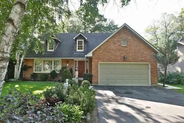 422 Macdonald Rd, Oakville, ON L6J 2B6 (#W4521123) :: Sue Nori