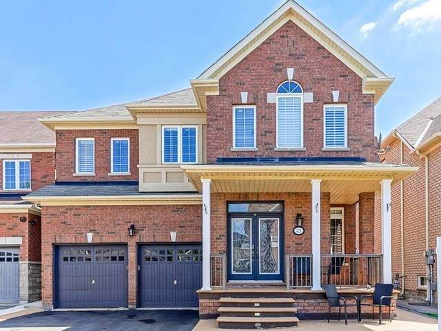 43 Perkins Dr, Brampton, ON L7A 3V6 (#W4908940) :: The Ramos Team