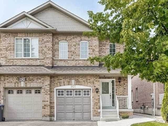 907 Fable Cres, Mississauga, ON L5W 1R6 (#W4916812) :: The Ramos Team