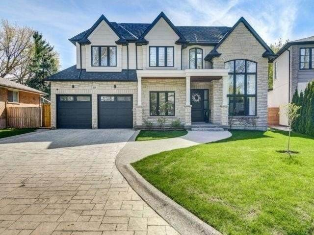 564 Wingrove Cres, Oakville, ON L6L 4R6 (#W4919053) :: The Ramos Team