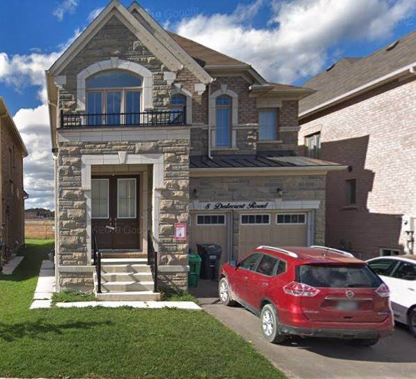 8 Dalecrest Rd, Brampton, ON L6X 5N3 (MLS #W5126405) :: Forest Hill Real Estate Inc Brokerage Barrie Innisfil Orillia