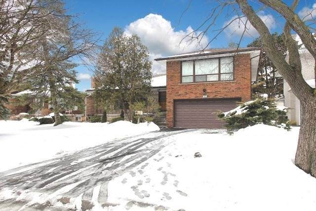 10 Cherry Post Cres, Toronto, ON M9C 2K1 (MLS #W5127559) :: Forest Hill Real Estate Inc Brokerage Barrie Innisfil Orillia