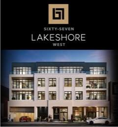 67 W Lakeshore Rd #302, Oakville, ON L6K 1C9 (MLS #W5137874) :: Forest Hill Real Estate Inc Brokerage Barrie Innisfil Orillia