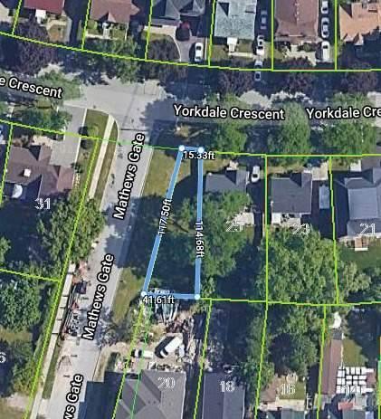 0 Yorkdale Cres, Toronto, ON M9M 1B9 (#W5256704) :: Royal Lepage Connect