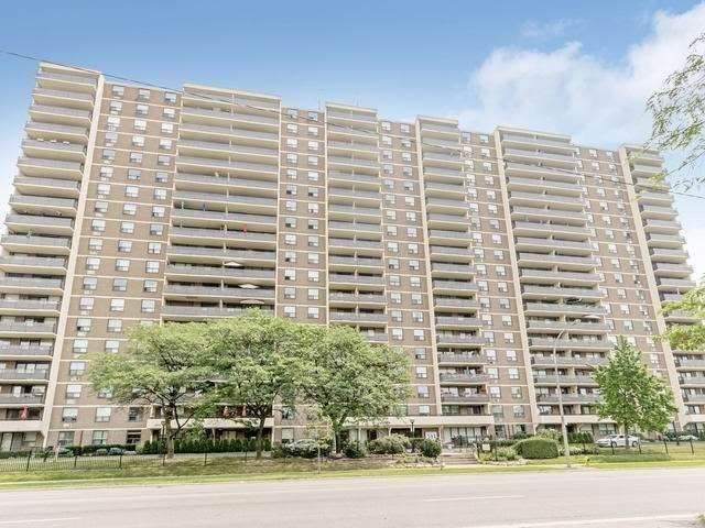 511 The West Mall Ave #1910, Toronto, ON M9C 1G5 (#W5309112) :: The Ramos Team