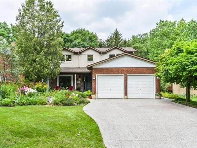 507 Coleen Dr, Oakville, ON L6J 6A4 (#W5317858) :: The Ramos Team