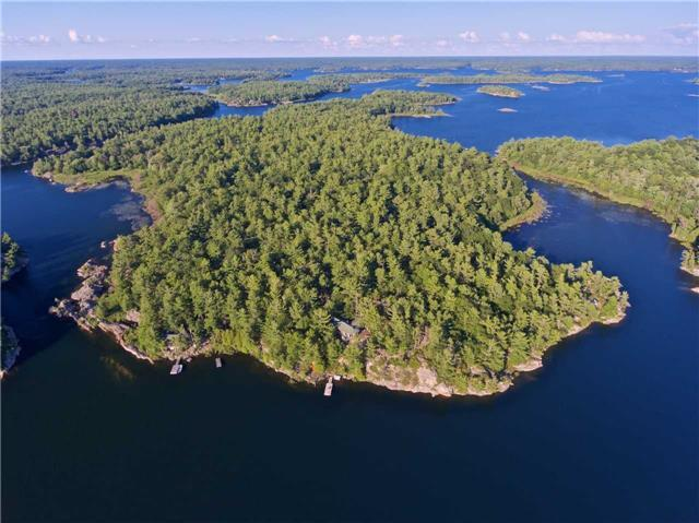 16 & 18 A97 Island, The Archipelago, ON P0G 1K0 (#X3829614) :: Beg Brothers Real Estate