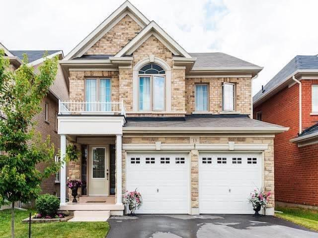 13 Fred Fisher Cres, St. Catharines, ON L2P 0A9 (#X3849170) :: Mark Loeffler Team
