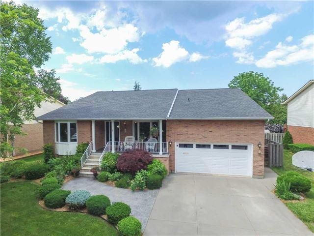 9 Blue Forest Dr, Grimsby, ON L3M 4R4 (#X3849872) :: Mark Loeffler Team