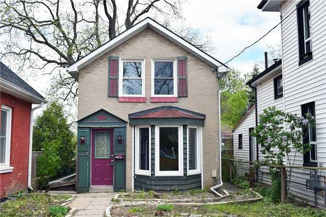 35 1/2 Brock St, Brantford, ON N3S 5T5 (#X3900813) :: Mark Loeffler Team