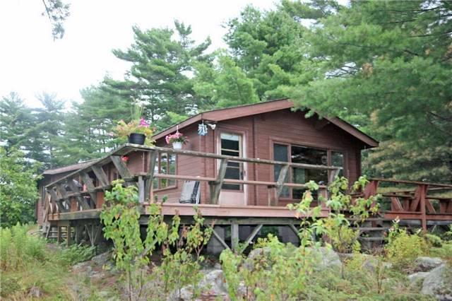1236 Georgian Bay Dr, The Archipelago, ON 31520 (#X3903701) :: Beg Brothers Real Estate