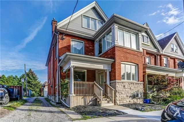 147 S Wellington St, Hamilton, ON L8N 2R6 (#X3963256) :: Mark Loeffler Team