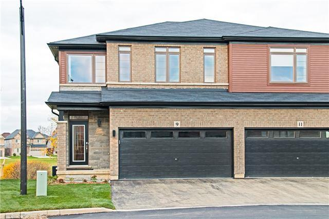 9 Burley Lane, Hamilton, ON L9G 0G5 (#X4013379) :: Apex Realty Network