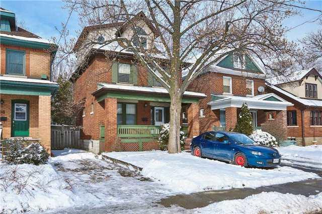 86 South Oval, Hamilton, ON L8S 1R1 (#X4040298) :: Beg Brothers Real Estate