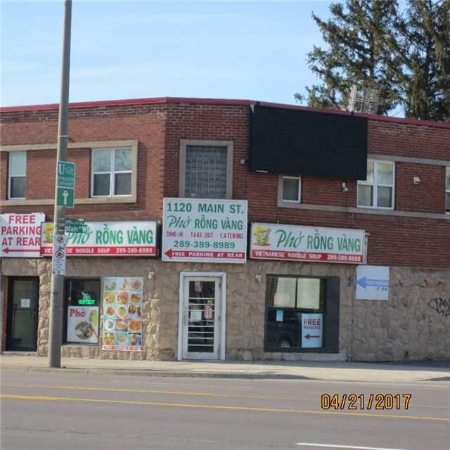 1120 W Main St, Hamilton, ON L8S 1C1 (#X4104676) :: Beg Brothers Real Estate