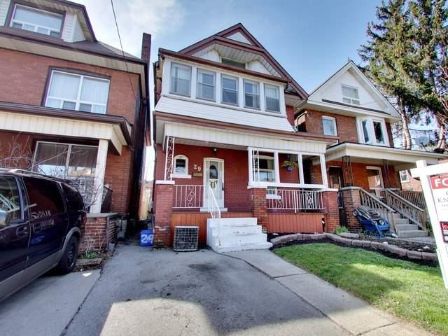 29 N Fairholt Rd, Hamilton, ON L8M 2S9 (#X4114915) :: Beg Brothers Real Estate