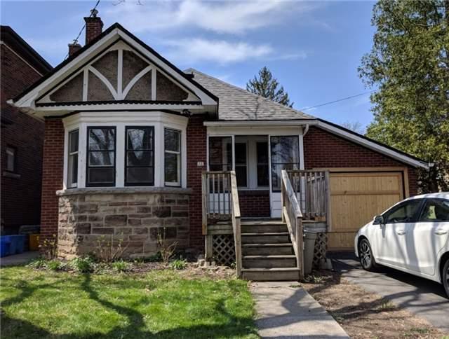 16 Newton Ave, Hamilton, ON L8S 1V7 (#X4120443) :: Beg Brothers Real Estate