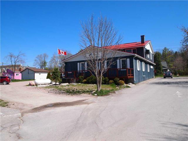 14 Francis St, Kawartha Lakes, ON K0M 1N0 (#X4122862) :: Beg Brothers Real Estate