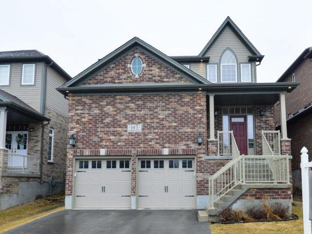 145 Coker Cres, Guelph/Eramosa, ON N0B 2K0 (#X4123656) :: Beg Brothers Real Estate