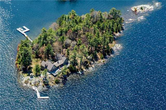 A133 Moffat Island, The Archipelago, ON P0G 1K0 (#X4124803) :: Beg Brothers Real Estate