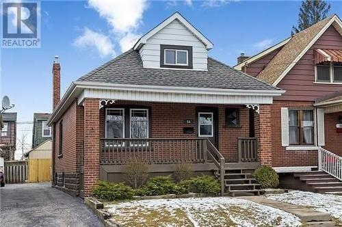 54 N Connaught Ave, Hamilton, ON L8L 6Y8 (#X4124855) :: Beg Brothers Real Estate