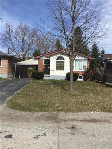 1695 Hansuld St, London, ON N5V 1Y6 (#X4130932) :: Beg Brothers Real Estate