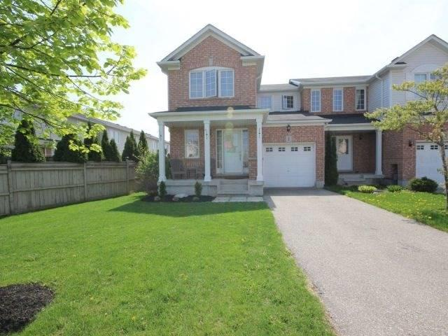 71 Garth Massey Dr #1, Cambridge, ON N1T 2G8 (#X4132590) :: Beg Brothers Real Estate