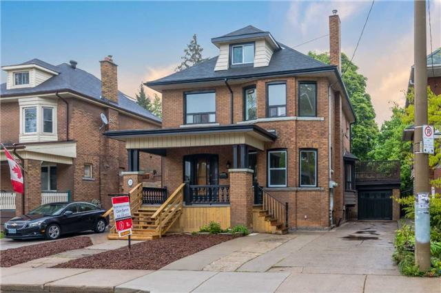 33 S Leinster Ave, Hamilton, ON L8M 3A2 (#X4135570) :: Beg Brothers Real Estate