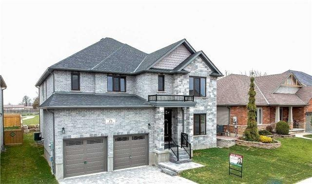19 Irongate Dr, Brant, ON M9W 5E3 (#X4357252) :: Jacky Man | Remax Ultimate Realty Inc.