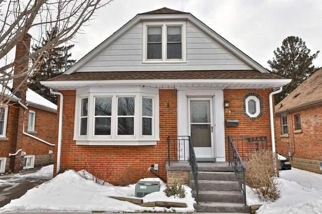 21 Uplands Ave, Hamilton, ON L8S 3X6 (#X4375222) :: Jacky Man | Remax Ultimate Realty Inc.