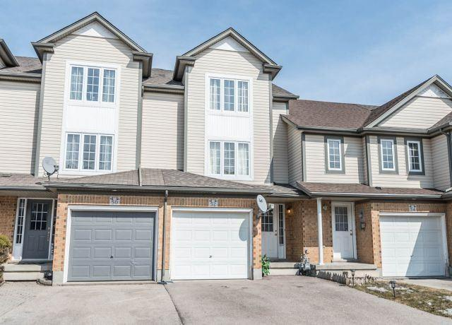 52 Max Becker Dr, Kitchener, ON N2E 3V8 (#X4390189) :: Jacky Man   Remax Ultimate Realty Inc.