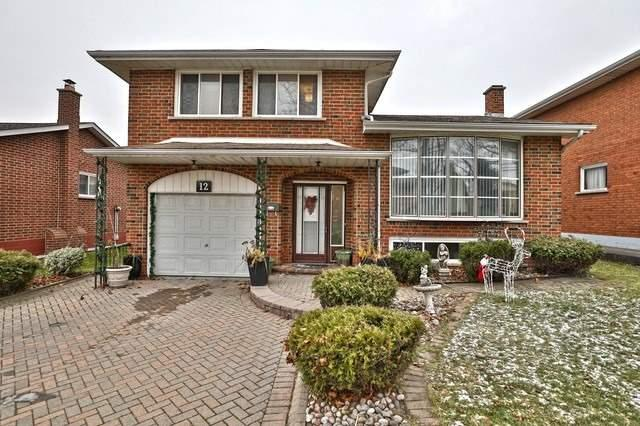 12 Pinard St, Hamilton, ON L8K 6G9 (#X4407166) :: Jacky Man | Remax Ultimate Realty Inc.