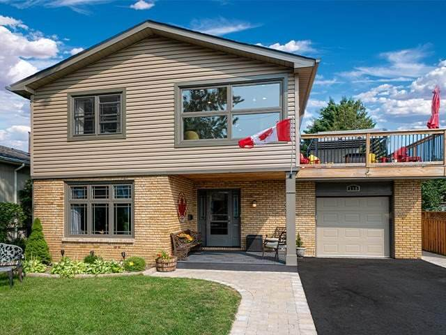 156 Maher St, Cobourg, ON K9A 4S8 (#X4916255) :: The Ramos Team