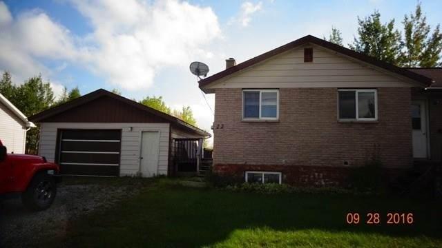 22 Becker Rd, Hornepayne, ON P0M 1Z0 (MLS #X4971466) :: Forest Hill Real Estate Inc Brokerage Barrie Innisfil Orillia