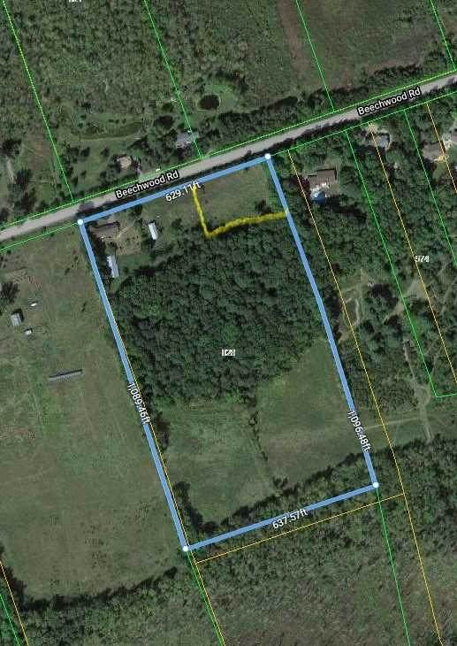 0 Lot A Beechwood Rd, Greater Napanee, ON K7R 3L1 (MLS #X4993628) :: Forest Hill Real Estate Inc Brokerage Barrie Innisfil Orillia