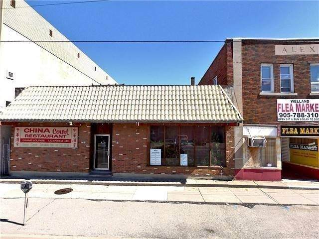 182 King St, Welland, ON L3B 3J5 (MLS #X5131366) :: Forest Hill Real Estate Inc Brokerage Barrie Innisfil Orillia