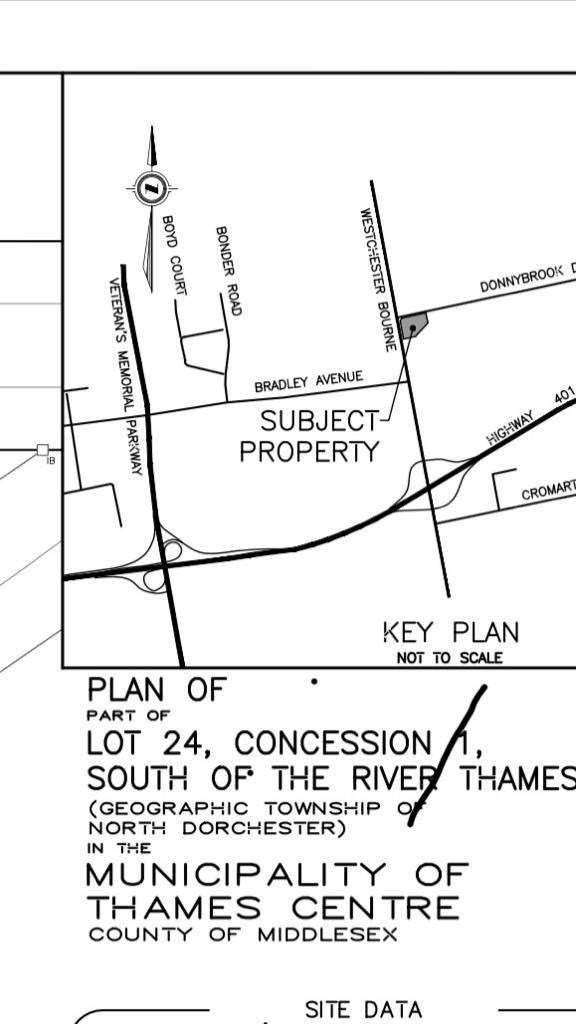 Lot 24 Concession 1 Dr, Thames Centre, ON N6M 1H6 (#X5133865) :: The Ramos Team