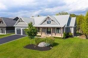 114 High Bluff Lane, Blue Mountains, ON N0H 2P0 (#X5378488) :: Royal Lepage Connect